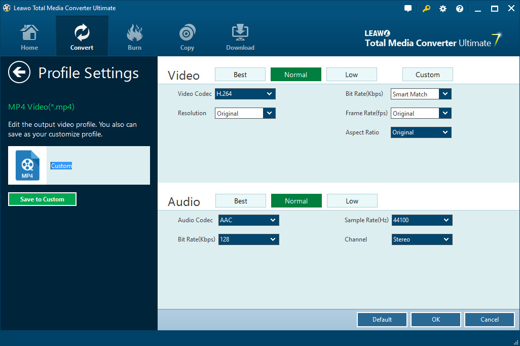 User guide for Free Leawo Video Converter - How to convert videos ...
