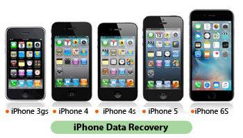 iPhone 6S, iPhone 5, iPhone 5s & iPhone 6 data recovery