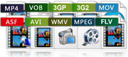 Convert PowerPoint to 23 video formats