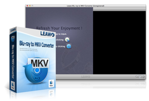 Blu-ray to MKV Converter for Mac