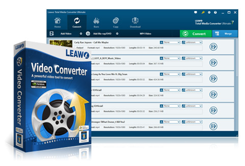 Free Video Converter- convert videos in 180+ formats on Win!