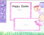 Free Easter PowerPoint Templates 1