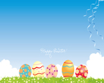 Free Easter PowerPoint Templates 10